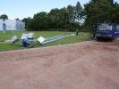 Fotos vom Umbau September