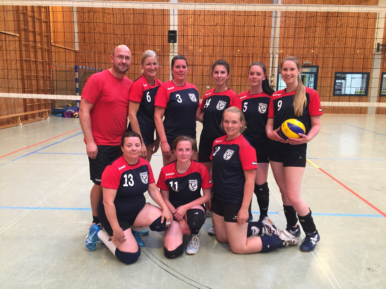 20180526 9 Damenvolleyballturnier Bild58